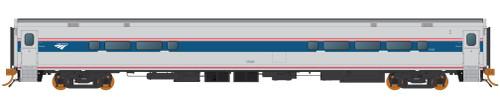 Rapido HO 128031 Horizon Dinette Car, Amtrak #53511