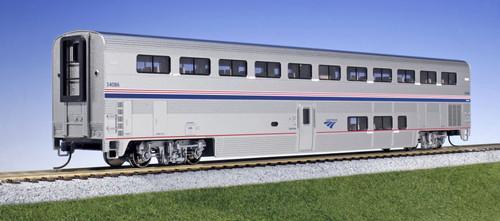 Kato HO 356056 Superliner I Coach, Amtrak Phase VI #34039