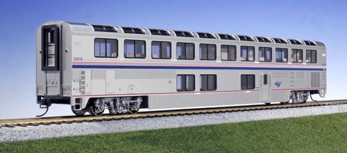 Kato HO 356064 Superliner I Lounge, Amtrak Phase VI #33024