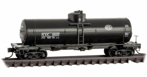 Micro-Trains N 06500106 39' Single Dome Tank Car, New York Central #16017
