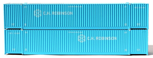 Jacksonville Terminal Company N 537006 53' High Cube 8-55-8 Containers with Magnetic System, CH Robinson (2)