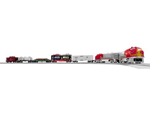 Lionel O 2022120 120th Deluxe F3 Set, Santa Fe