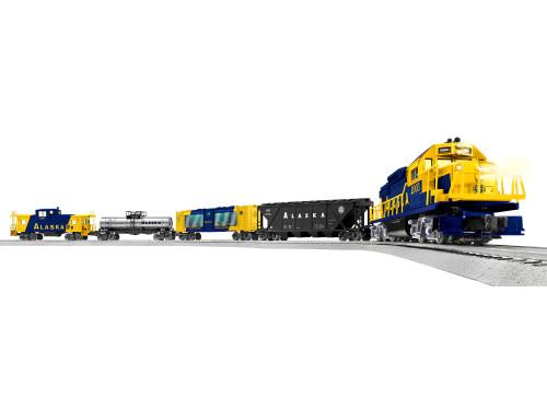 Lionel O 2023150 Freight LionChief Set, Alaska Railroad