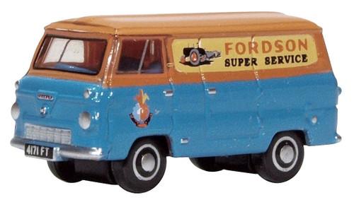 Oxford Diecast N NFDE011 Ford Thames 400E Van, Fordson