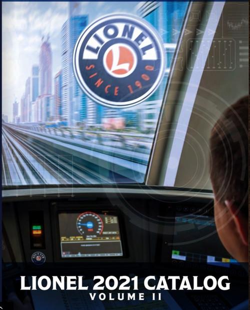 Lionel CAT2021 Lionel 2021 Catalog Volume II