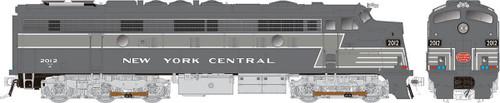 Rapido HO 14604 Rebuilt EMD FL9, Metro North #2012