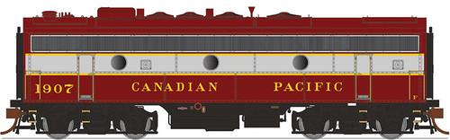 Rapido HO 223504 F9B, Canadian Pacific #1907