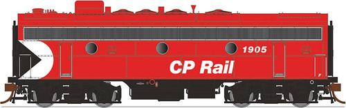 Rapido HO 223509 F7B, CP Rail #4431
