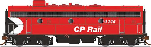 Rapido HO 223514 F7B, CP Rail #4445