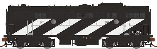 Rapido HO 223524 F9B, Canadian National #6628