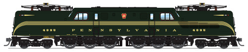 Broadway Limited Imports HO 6363 GG1 Electric, Pennsylvania Railroad #4933