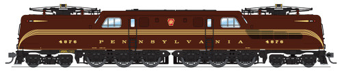 Broadway Limited Imports HO 6364 GG1 Electric, Pennsylvania Railroad #4876