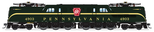 Broadway Limited Imports HO 6366 GG1 Electric, Pennsylvania Railroad #4903