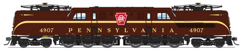 Broadway Limited Imports HO 6368 GG1 Electric, Pennsylvania Railroad #4907