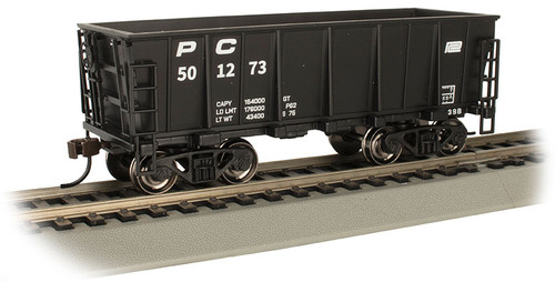 Bachmann HO 18607 Ore Car, Penn Central #501273