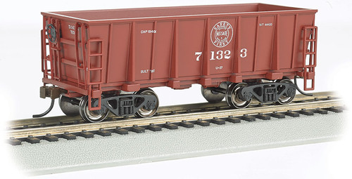 Bachmann HO 18611 Ore Car, Duluth Missabe and Iron Range #71323