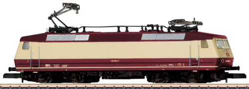 Marklin Z 88527 German DB Class 120 Electric Locomotive