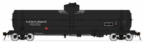 American Limited HO 1857 GATC Welded Tank Car, Spokane Portland and Seattle #38614