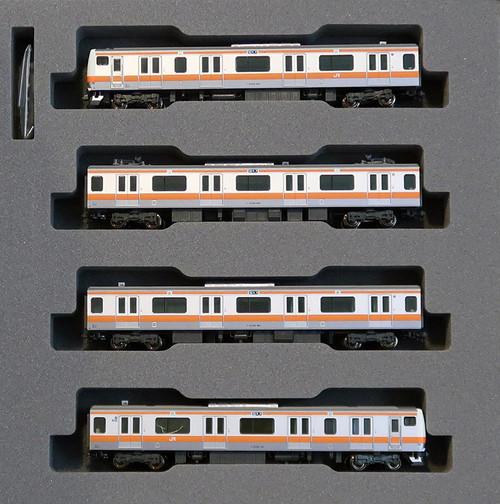 Kato N 101522 E353 Series 4 Car Basic Set, Azusa Kaiji