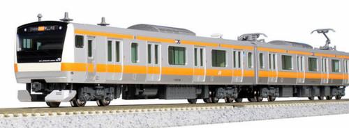 Kato N 101622 E233 Series Chuo Line 4 Car Add On Set