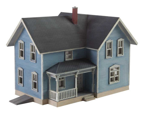 Walthers Cornerstone N 933-3890 Lancaster Farmhouse Kit