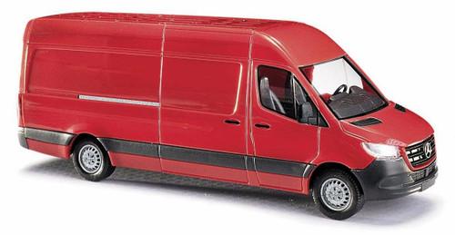 Busch HO 52601 Mercedes-Benz Sprinter, Red