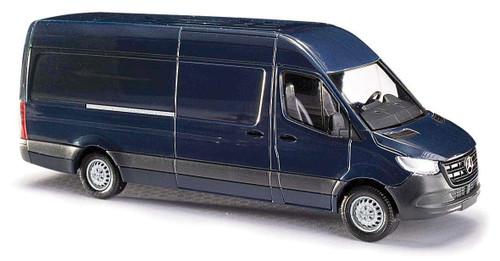 Busch HO 52602 Mercedes-Benz Sprinter, Blue