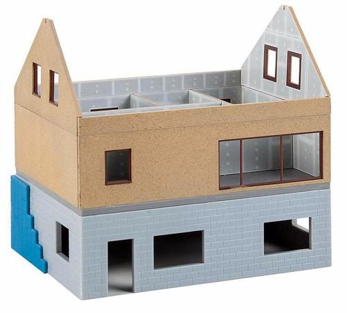 Faller HO 130559 House Under Construction Kit