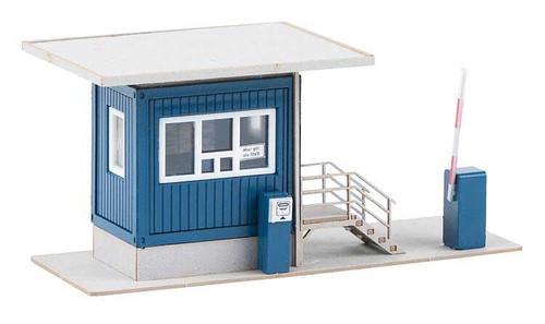 Faller HO 130626 Gatekeeper's Booth Kit
