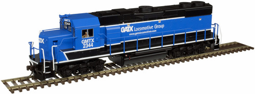 Atlas Trainman HO 10003608 Gold Series GP38-2, GMTX #2346