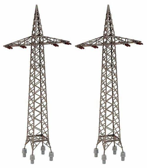 Faller HO 120377 Railway Electric Tower Kits (2)