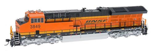 Intermountain HO 497101-S-13 ET44C4, Burlington Northern Santa Fe #3800