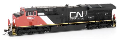 Intermountain HO 497102-11 EF-644t, Canadian National #3069