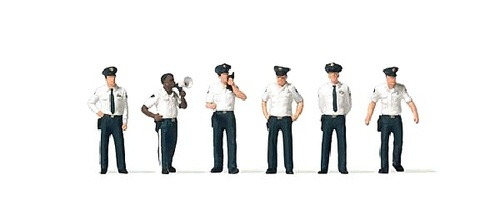 Preiser HO 10797 US City Police