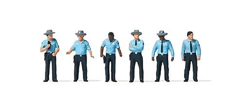 Preiser HO 10798 US Highway Patrolmen