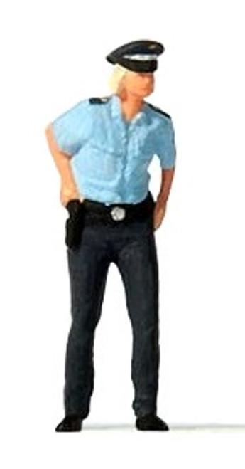 Preiser HO 28237 Police Woman