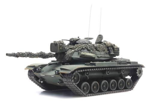 Artitec HO 6870239 US M60A1, Olive Green (Combat Ready)