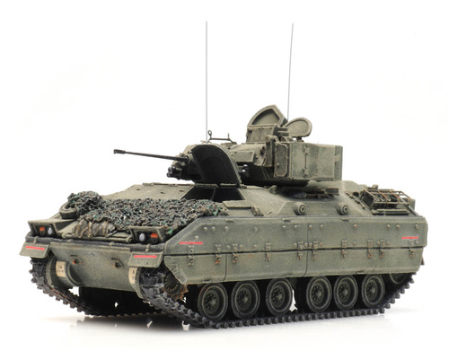 Artitec HO 6870263 US M2 Bradley, Forest Green (Combat Ready)