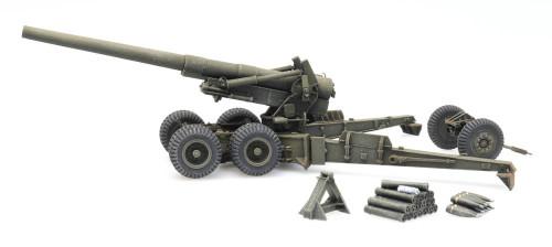 "Artitec HO 6870388 US 155mm M1 ""Long Tom"" Gun (Firing Mode)"