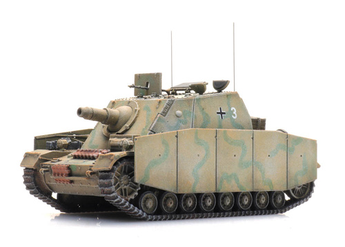 Artitec HO 6870405 WM Sturmpanzer IV Brummbar, Camo