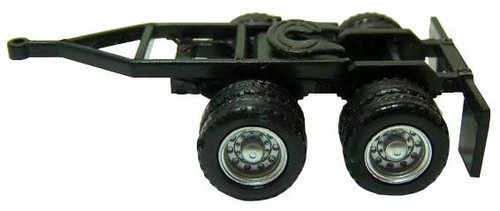 Herpa 460010 Dual Axle Converter Dolly, A-Train