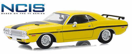 Greenlight Collectibles O 86579 1970 Dodge Challenger R/T, NCIS (1:43)