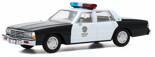 Greenlight Collectibles O 86582 1987 Chevrolet Caprice Metropolitan Police, Terminator 2: Judgement Day (1:43)
