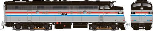 Rapido HO 14115 Rebuilt EMD FL9, Amtrak #488