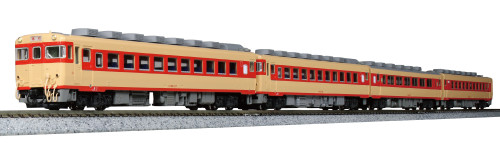 Kato N 101600 Kiha 58 Series 4-Car Passenger Set