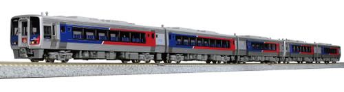 Kato N 101628 N2000 Series Limited Express 5-Car Set, Shikoku Uzushio #4