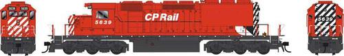 Bowser HO 25041 GMD SD40-2 Locomotive, CP Rail #5639