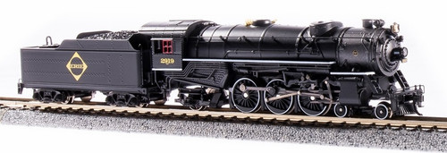 Broadway Limited Imports N 6220 USRA Heavy Pacific 4-6-2, Erie #2919