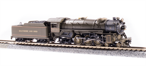 "Broadway Limited Imports N 6224 USRA Heavy Pacific 4-6-2, Baltimore and Ohio ""President Washington"" #5300"