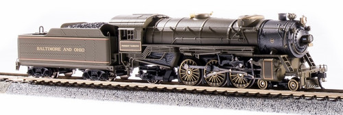 """Broadway Limited Imports N 6225 USRA Heavy Pacific 4-6-2, Baltimore and Ohio """"President Lincoln"""" #5314"""
